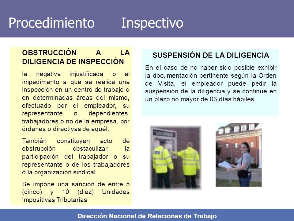 Dirección Nacional de Relaciones de Trabajo ¿ Cómo el Inspector determina si la actividad de la empresa es de alto riesgo? PRIMACIA DE LA REALIDAD: En