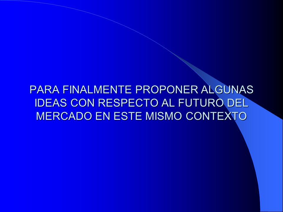 LA CULTURA DEL CONSUMO MATERIALISTA ATENTA DIRECTAMENTE AL COMPORTAMIENTO DE COMPRA DEL CONSUMIDOR CHILENO EN RELACION CON EL SEGURO DE VIDA.