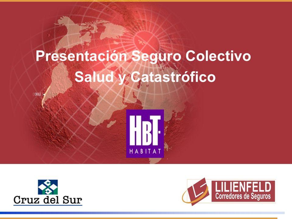 Presentación Seguro Colectivo Salud y Catastrófico