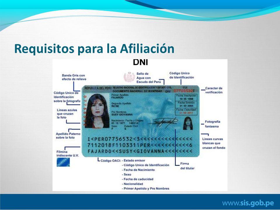 INSCRIPCION De Recién Nacido (RN).
