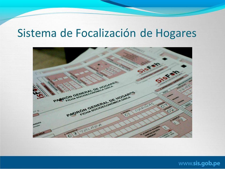 MEJORA EN EL FORMATO DE INSCRIPCIÓN DE RN HIJOS DE MADRES SIS CON FOCALIZACIÓN SISFOH Se permitirá la digitación de la fecha de inscripción.