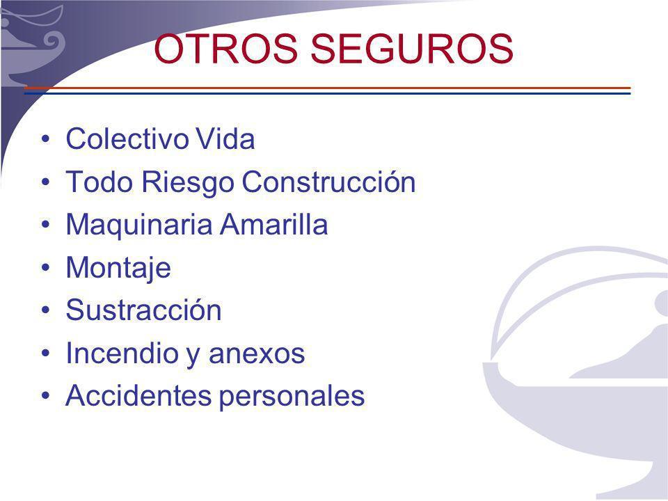 OTROS SEGUROS SEGUROS DEL ESTADO S.A. es una compañía diseñada para ofrecer protección, a cualquier riesgo que se pueda generar en la ejecución de un