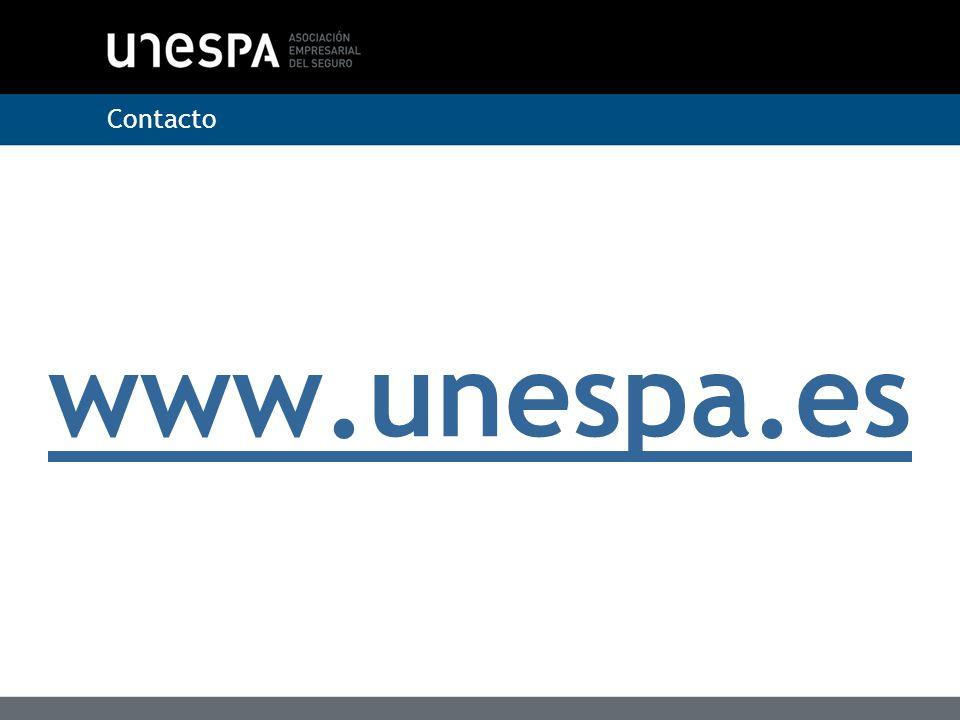 Contacto www.unespa.es