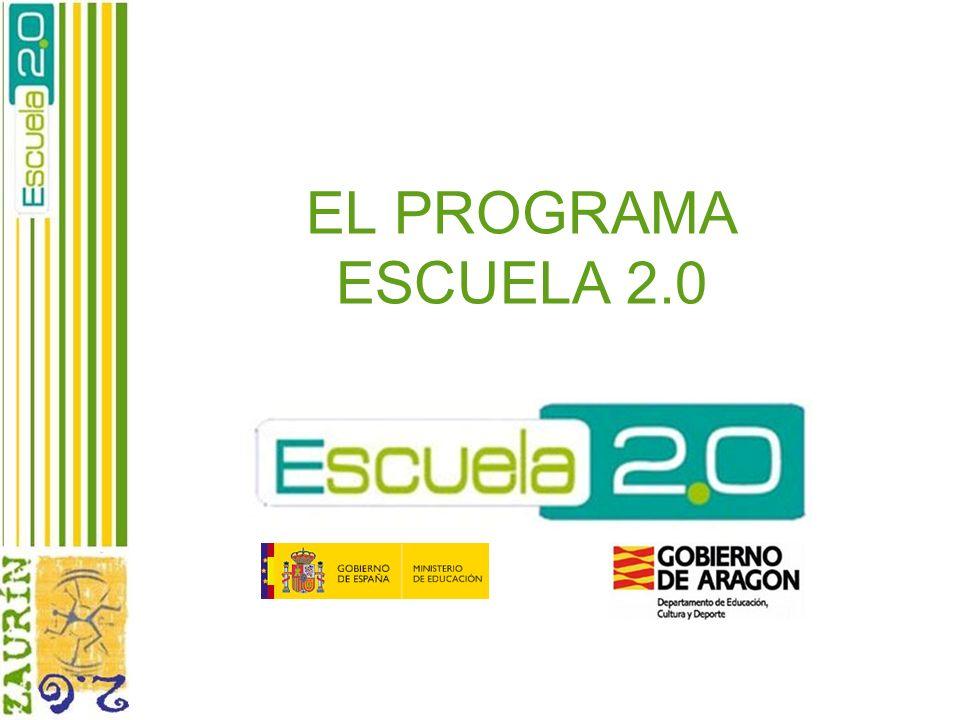 EL PROGRAMA ESCUELA 2.0