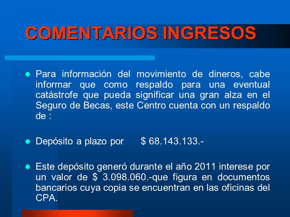 COMPROMISOS Y ACUERDOS 1.
