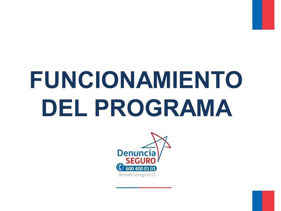 FUNCIONAMIENTO DEL PROGRAMA