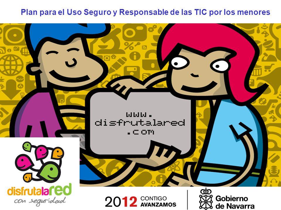 Finalidad: Fomentar el uso seguro de Internet y las TIC desde la escuela.