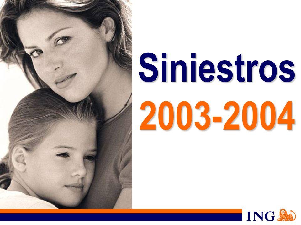Siniestros 2003-2004
