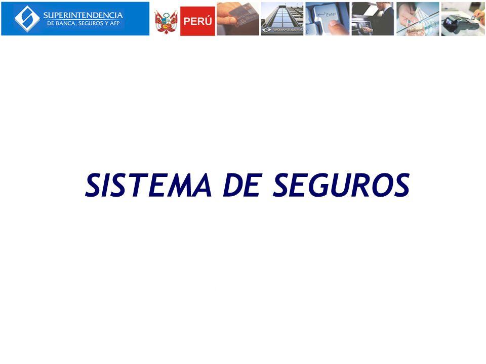 SISTEMA DE SEGUROS