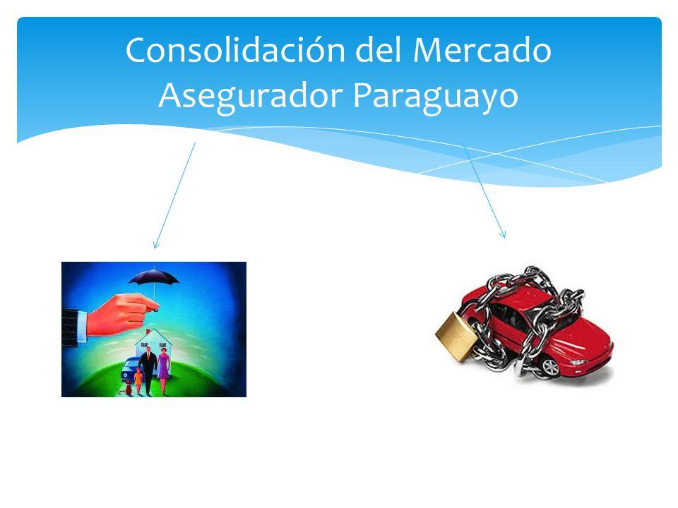 Consolidación del Mercado Asegurador Paraguayo