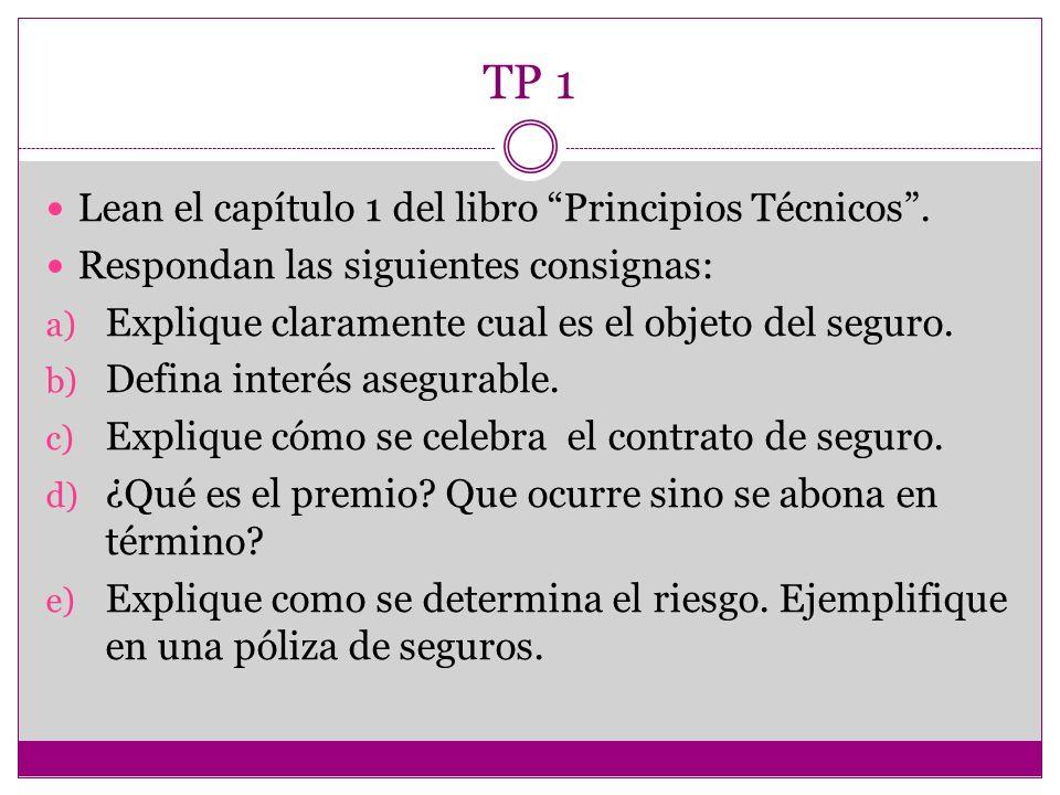 TP 1 Lean el capítulo 1 del libro Principios Técnicos.