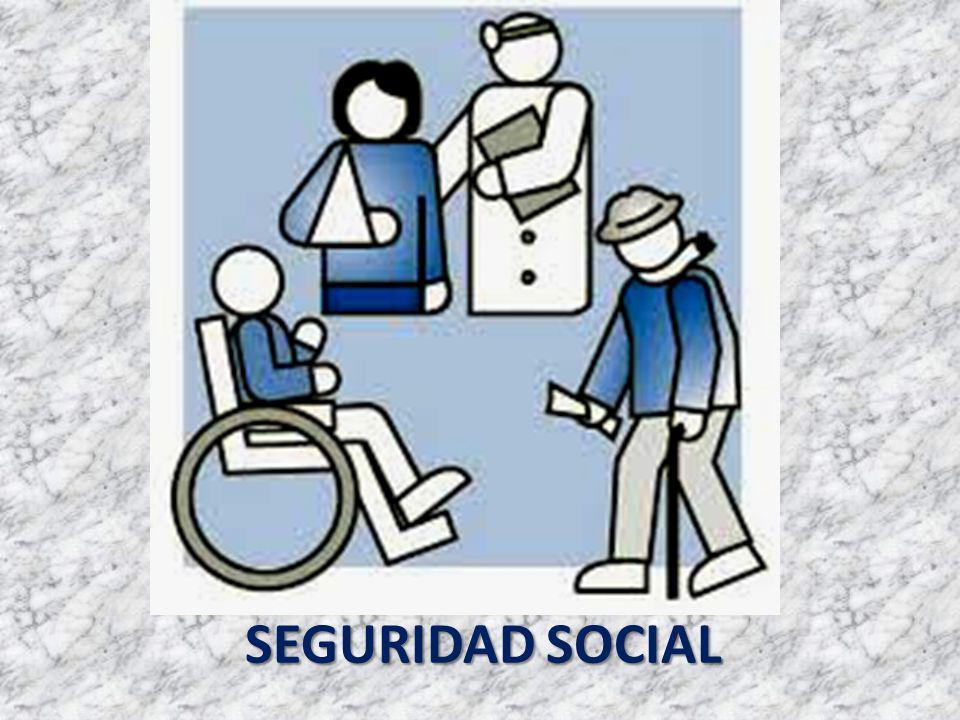 UNIVERSALIDAD En sus dos vertientes: la objetiva, la seguridad social debe cubrir todas las contingencias (riesgos) a los que está expuesto el ser social.