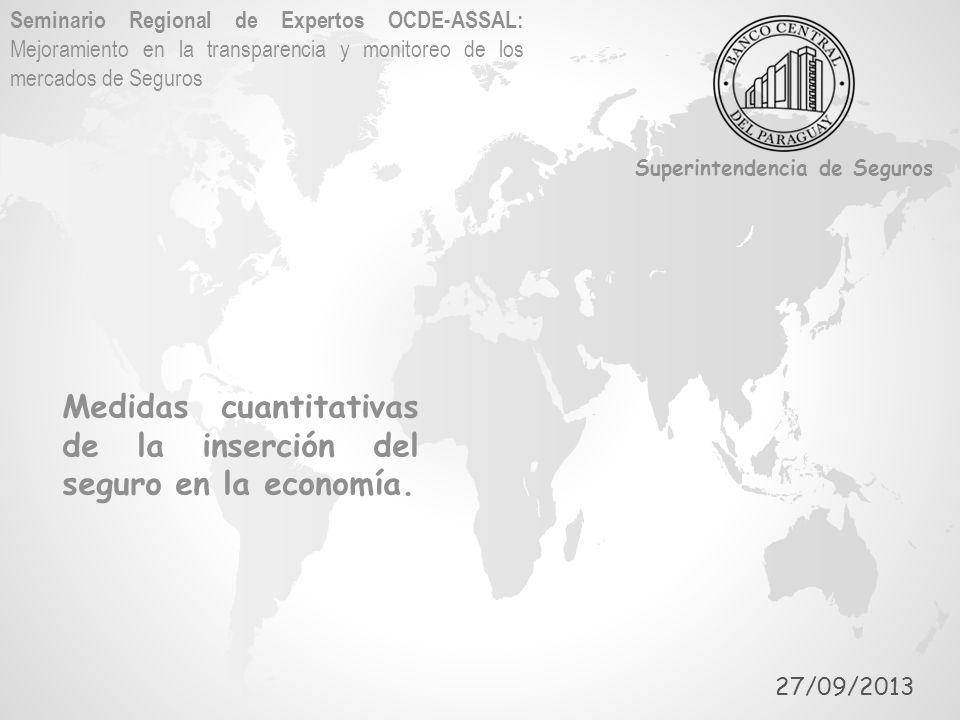 Temas a analizar Enfoque sobre indicadores específicos Algunos ejemplos del Paraguay Categorización de indicadores por sector económico