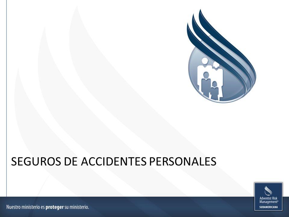SEGUROS DE ACCIDENTES PERSONALES