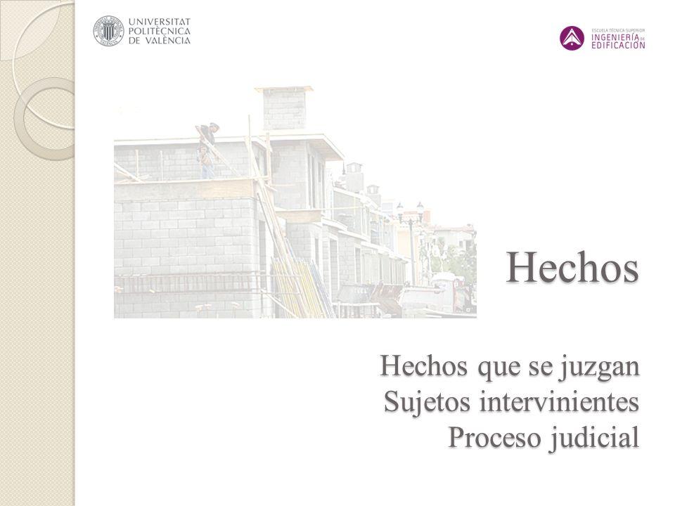 Hechos Hechos que se juzgan. 06 de julio de 2004. Término municipal de La Unión (Cartagena)