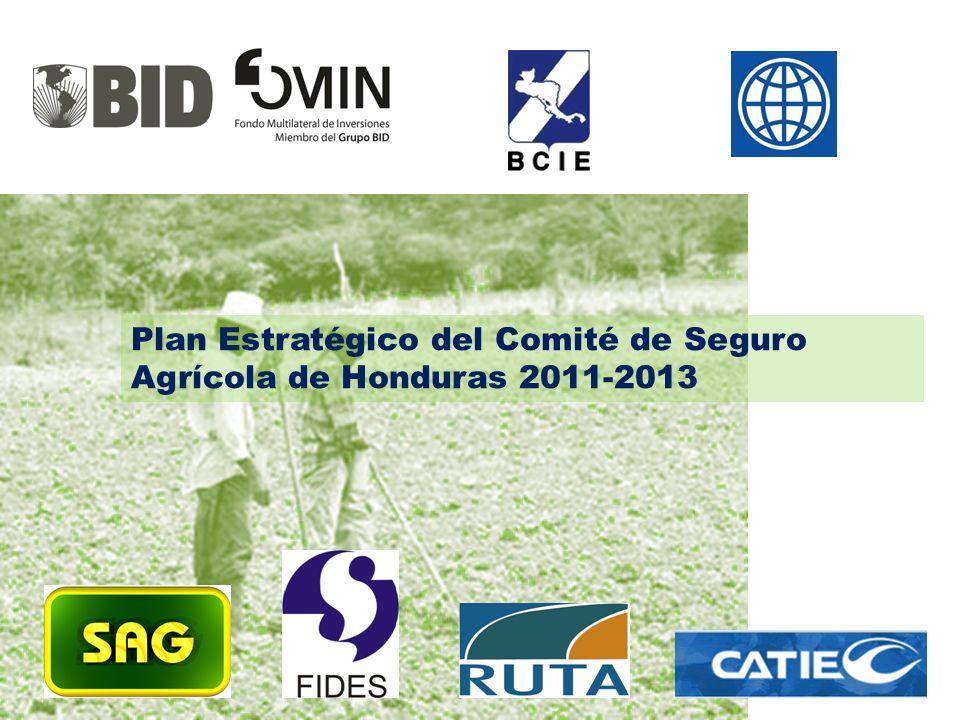 22 Acciones estratégicas de prioridad alta (4) Priorización de acciones estratégicas (II) Acciones A1.1.1 Promover la creación de unidades de gestión de riesgos agrícolas en la SAG A1.2.2.