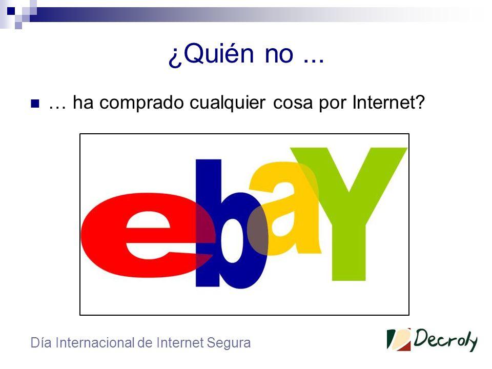 E-commerce Se prevé una facturación de 680.000 millones de dólares para 2011.