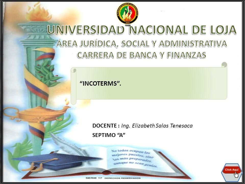 TITULO contenidos CONTENIDOCONTENIDO INCOTERMS CONTENIDO TALLER EJERCICIOS TALLER EJERCICIOS INCOTERMS 2010 INCOTERMS 2010 TERMINOS APLICABLES A CUALQUIER TIPO DE TRANSPORTE TERMINOS APLICABLES AL TRANSPORTE POR VIAS NAVEGABLES INCOTERMS 2000 INCOTERMS 2000