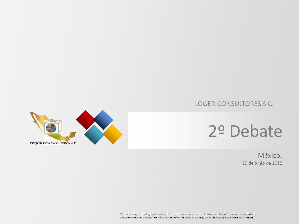 2º Debate México.