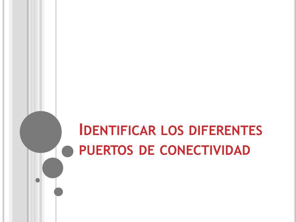 ¿Qué elemento se muestra marcado en la imagen? Disco de 3½ Disco de 3½ Unidad de CD - ROM Unidad de Disco duro Unidad de Red
