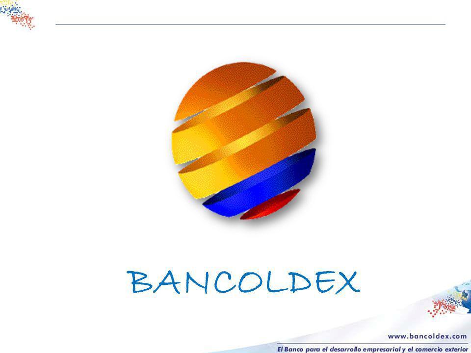 Bancoldex es el banco colombiano para el desarrollo empresarial y comercio exterior, además de esto es una sociedad anónima de economía mixta vinculada al Min.