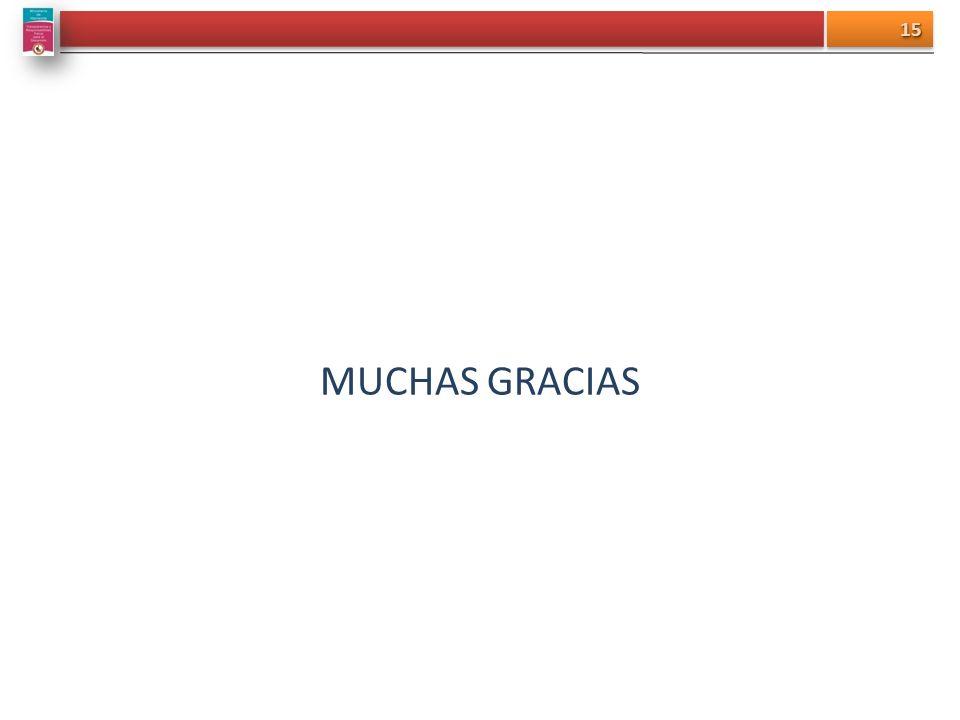 MUCHAS GRACIAS 1515