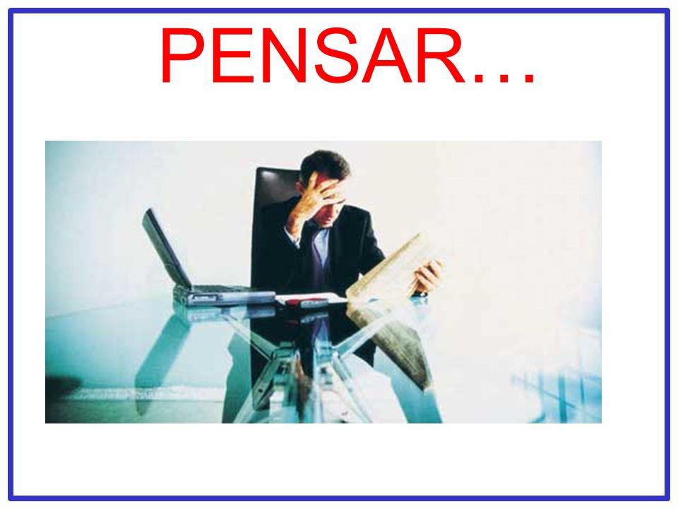 PENSAR…