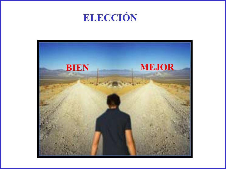 ELECCIÓN BIEN MEJOR
