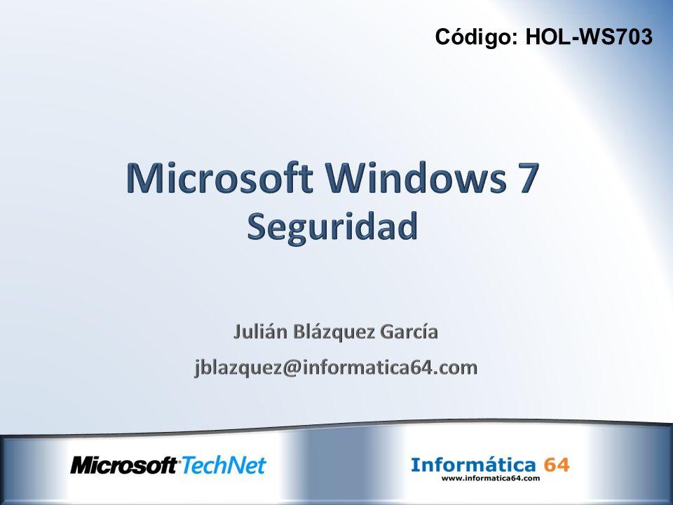 Código: HOL-WS703