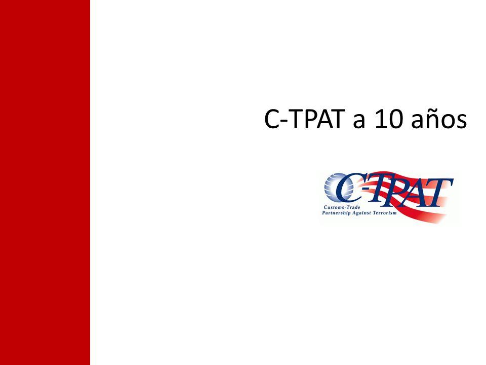 C-TPAT a 10 años