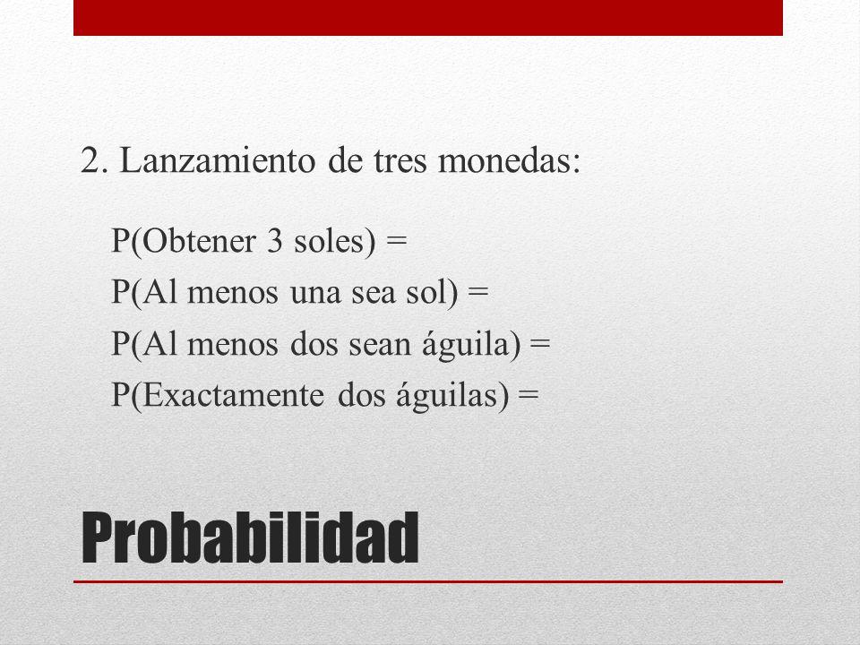 Probabilidad 3.