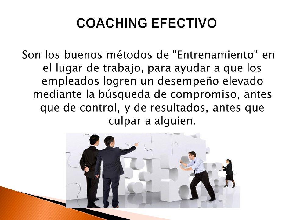 Un coach como consejero debe ayudar a los empleados a comprender su trabajado antes de realizarlo Debe reforzar la motivación de los empleados y ofrecer información precisa y honesta, así como directrices sobre les expectativas laborales