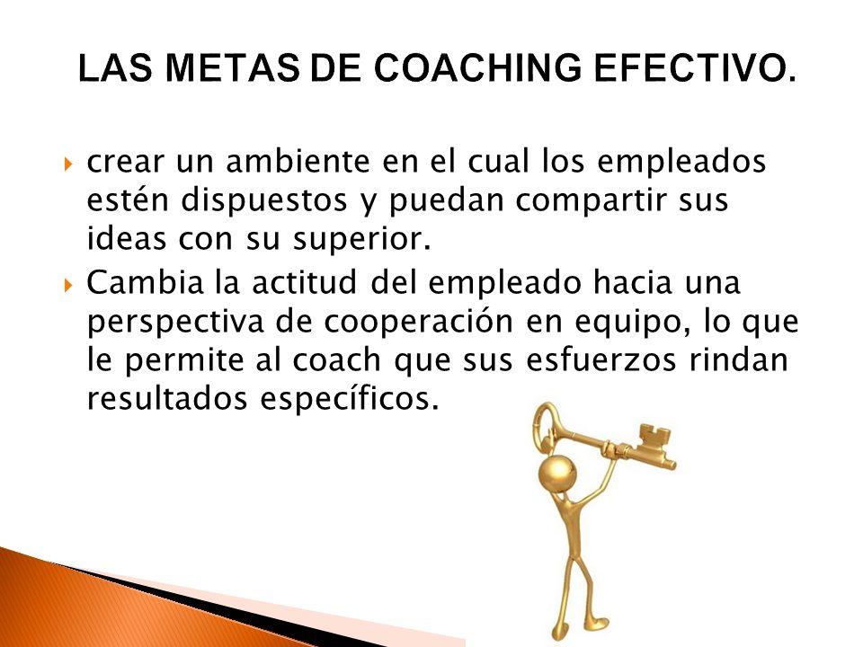 Tener que corregir un desempeño inadecuado es una función negativa que el coach debe desempeñar al igual que las positivas.