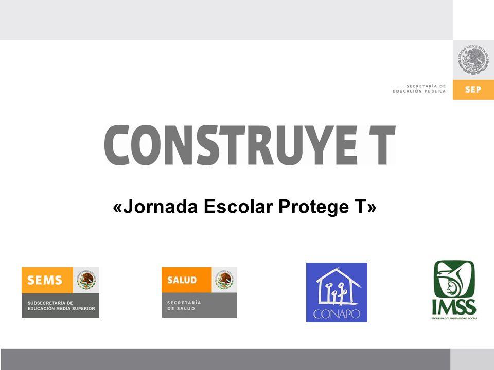 «Jornada Escolar Protege T»