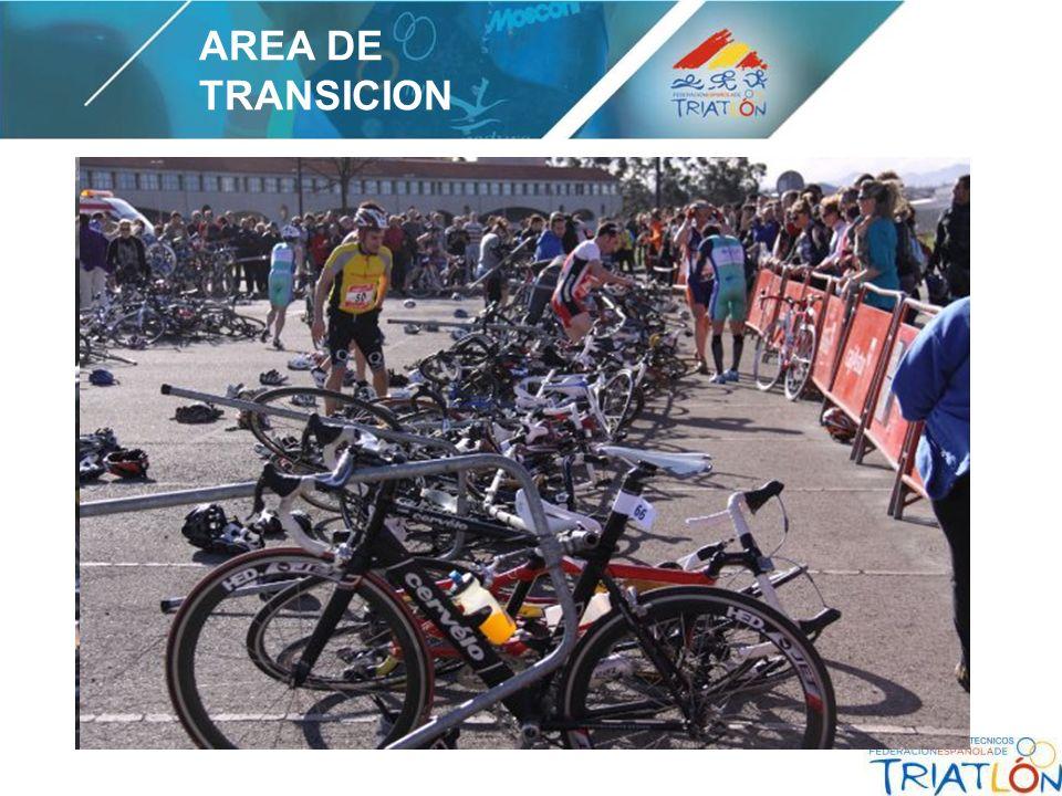 AREA DE TRANSICION