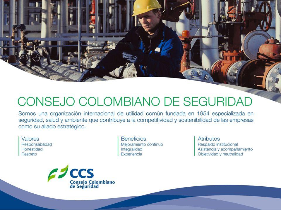 VIII Congreso Internacional de Minería & Petróleo Renán Alfonso Rojas Gutiérrez Presidente Ejecutivo Consejo Colombiano de Seguridad Mayo 18 de 2012 La Experiencia Minera y Petrolera en HSE Los Desafíos Sociales