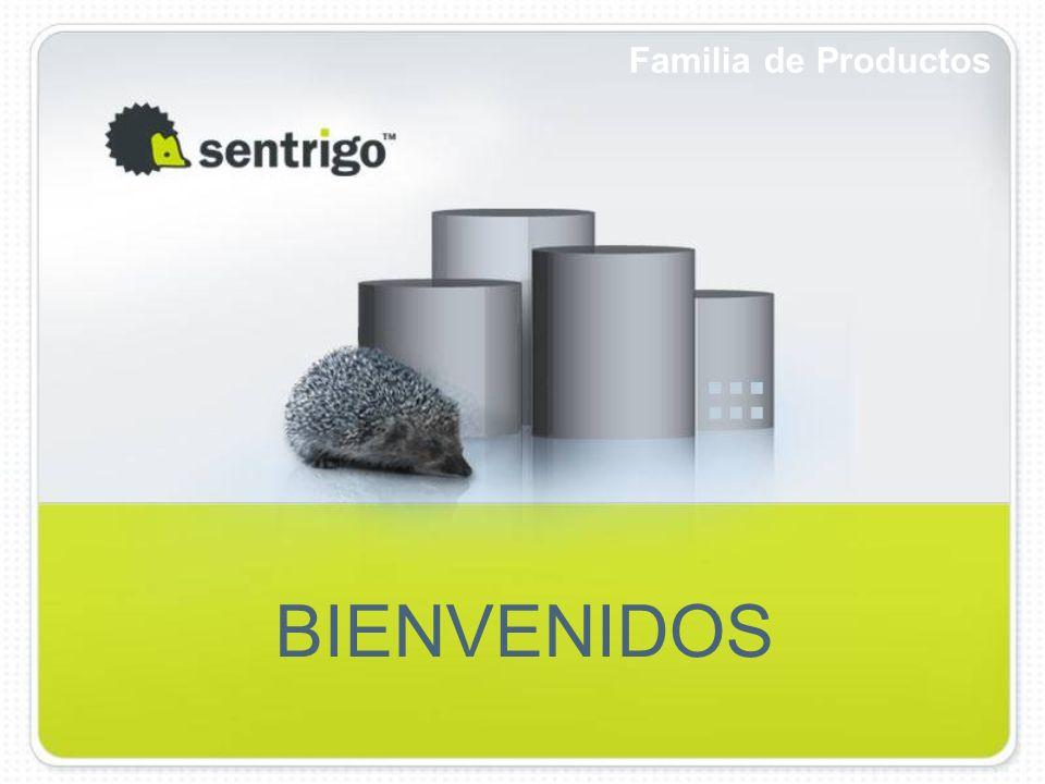 BIENVENIDOS Familia de Productos