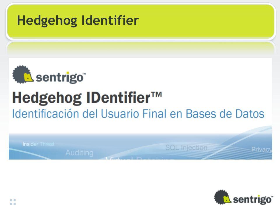 Hedgehog Identifier