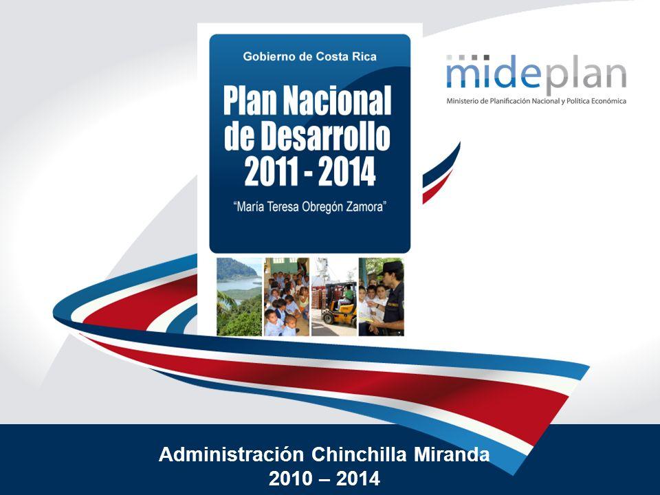 Administración Chinchilla Miranda 2010 – 2014