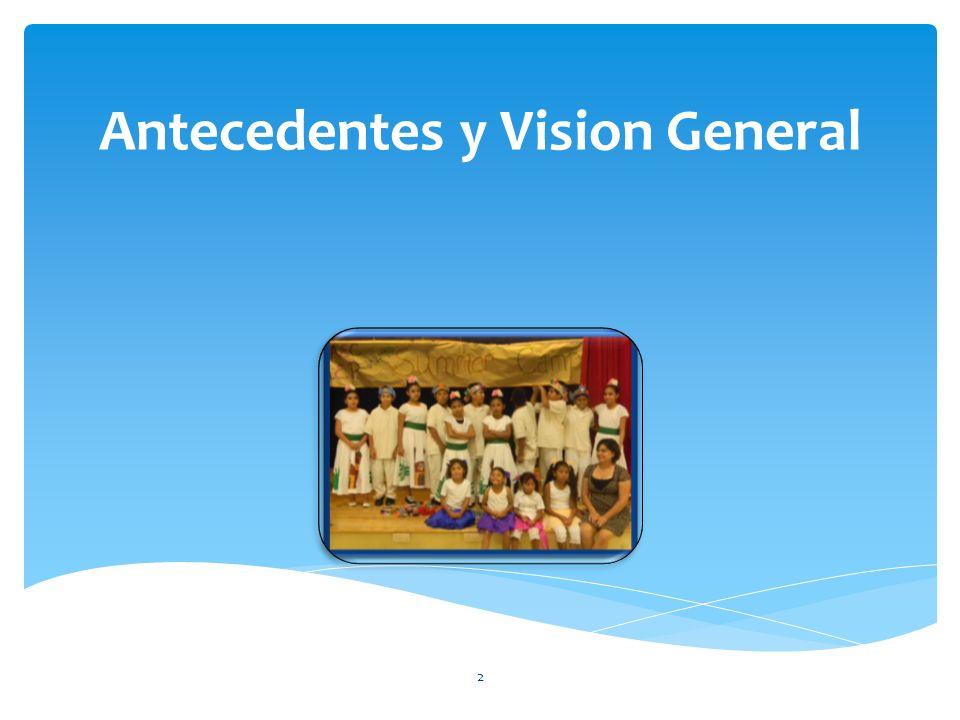 Antecedentes y Vision General 2