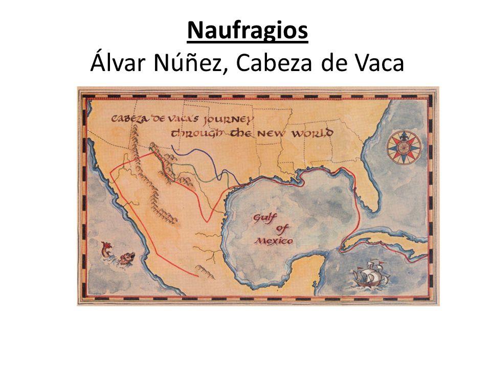 Naufragios Álvar Núñez, Cabeza de Vaca