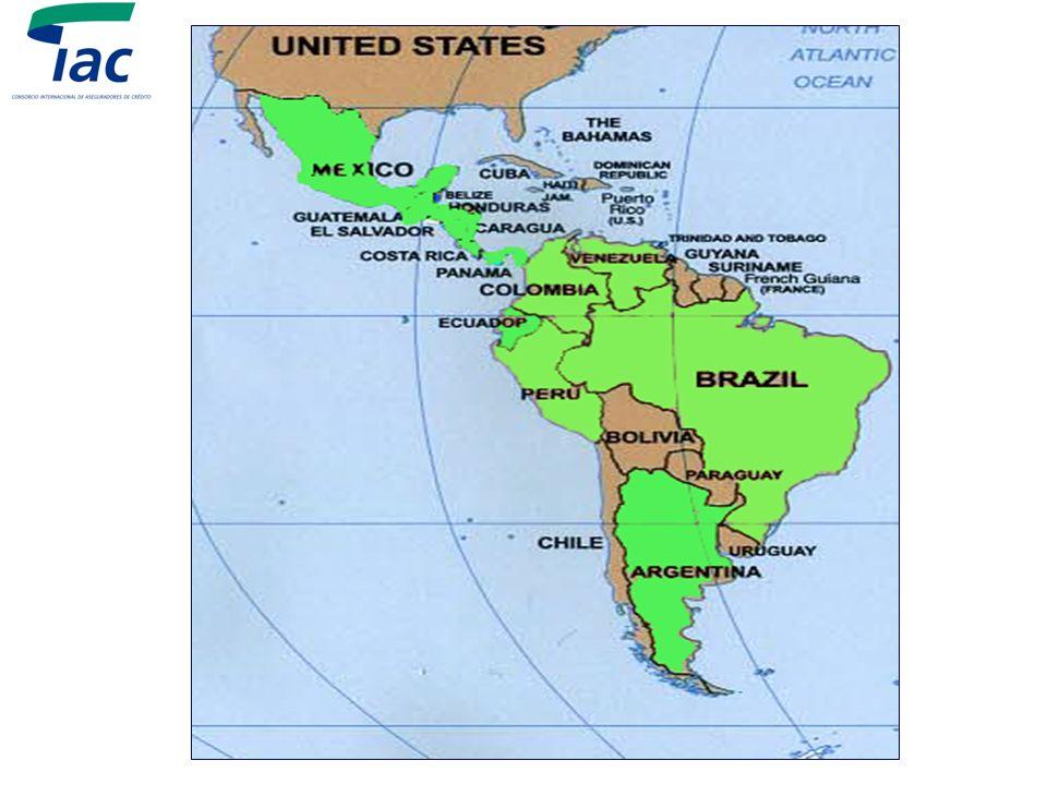 NUESTRA PRESENCIA EN EL MUNDO Segurexpo (Colombia) Secrex (Perú) La Mundial (Venezuela) Aurea (Brasil) CESCE (España, Francia y Portugal