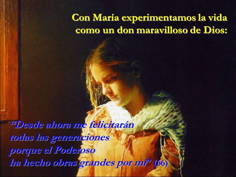 A veces nos toca luchar con nuestros miedos y vacilaciones, como le pasó a María en la Anunciación.