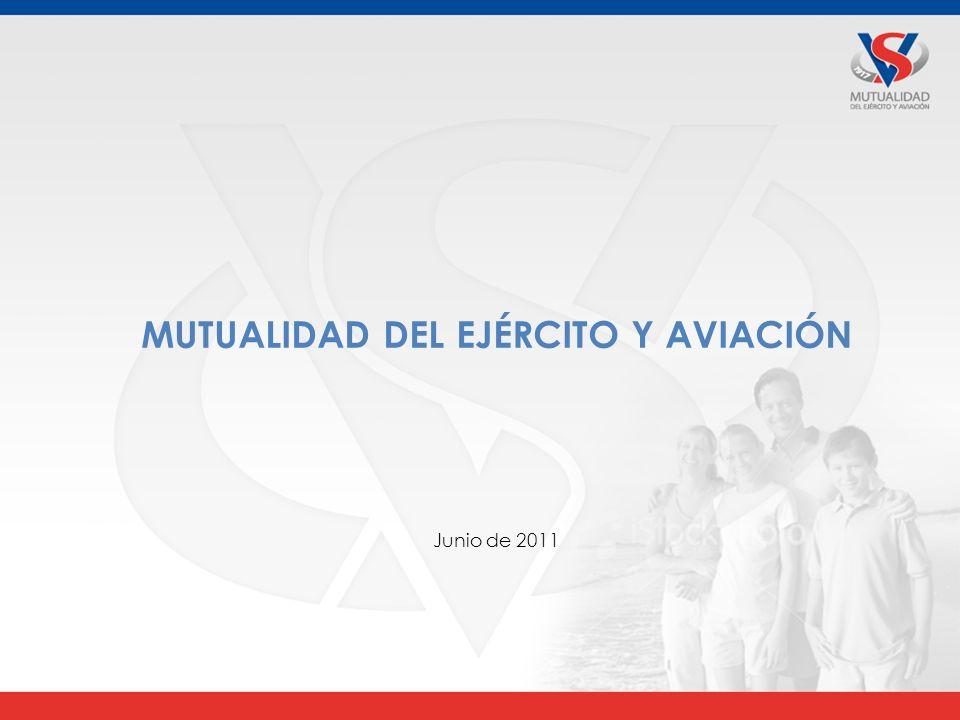 MUTUALIDAD DEL EJÉRCITO Y AVIACIÓN Junio de 2011