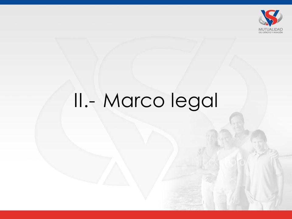 II.-Marco legal