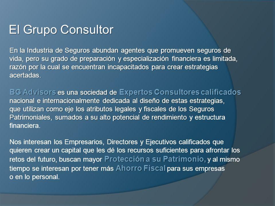 El Grupo Consultor En la Industria de Seguros abundan agentes que promueven seguros de vida, pero su grado de preparación y especialización financiera