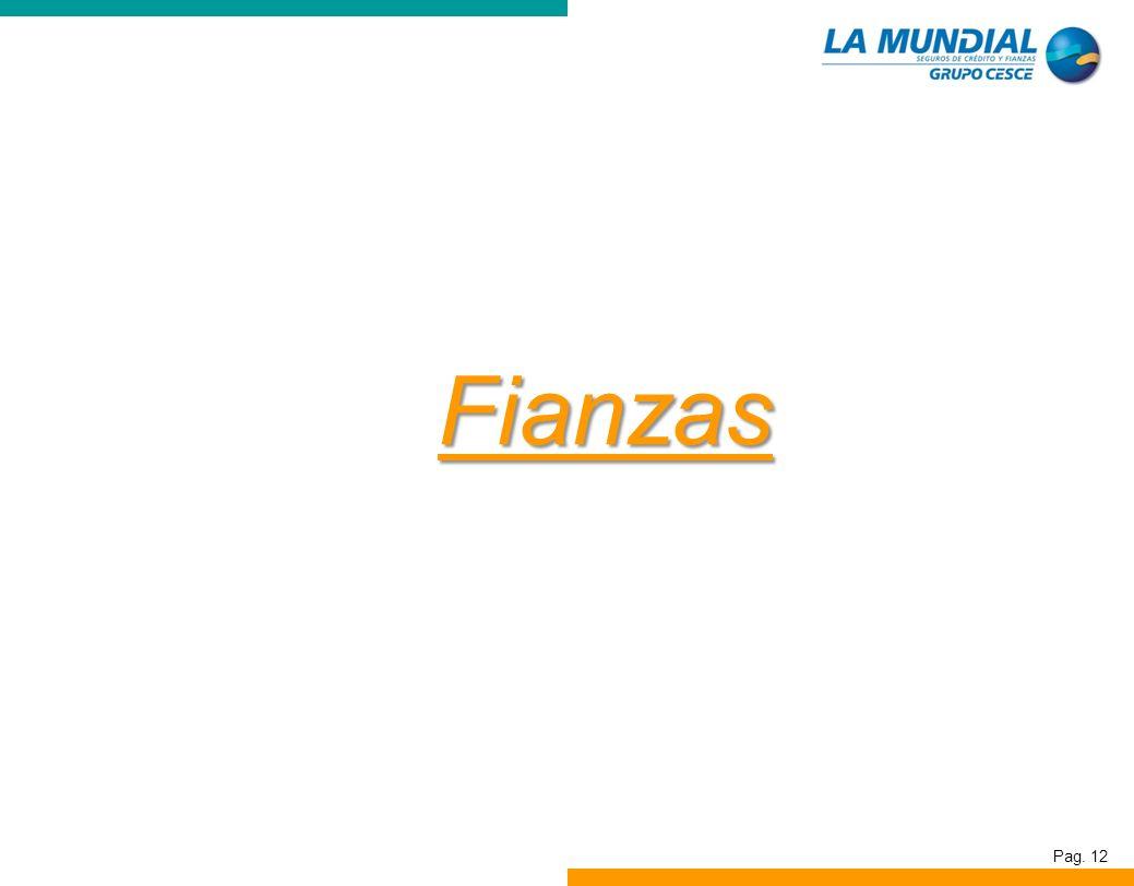 Pag. 12 Fianzas