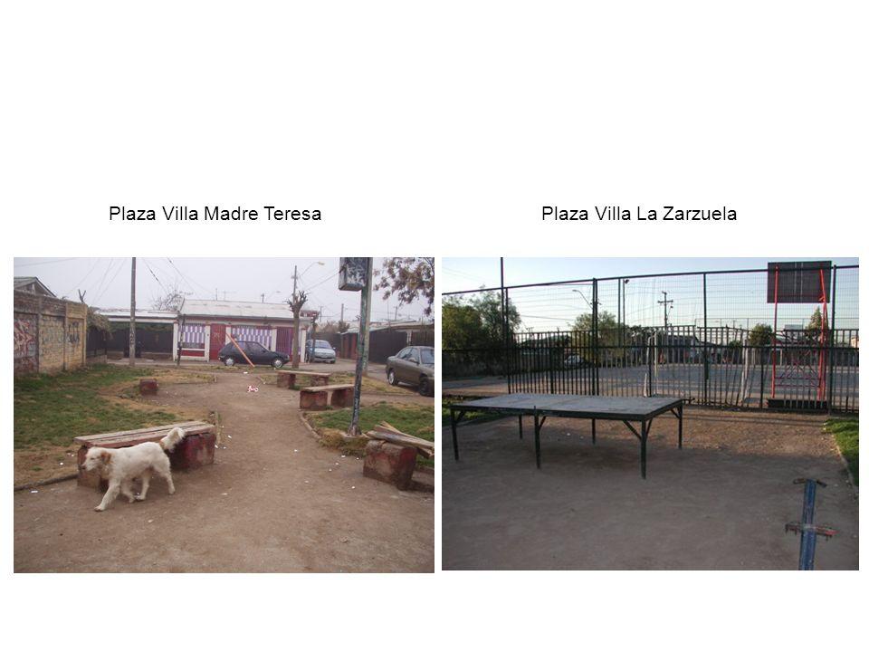 Plaza Villa Madre TeresaPlaza Villa La Zarzuela