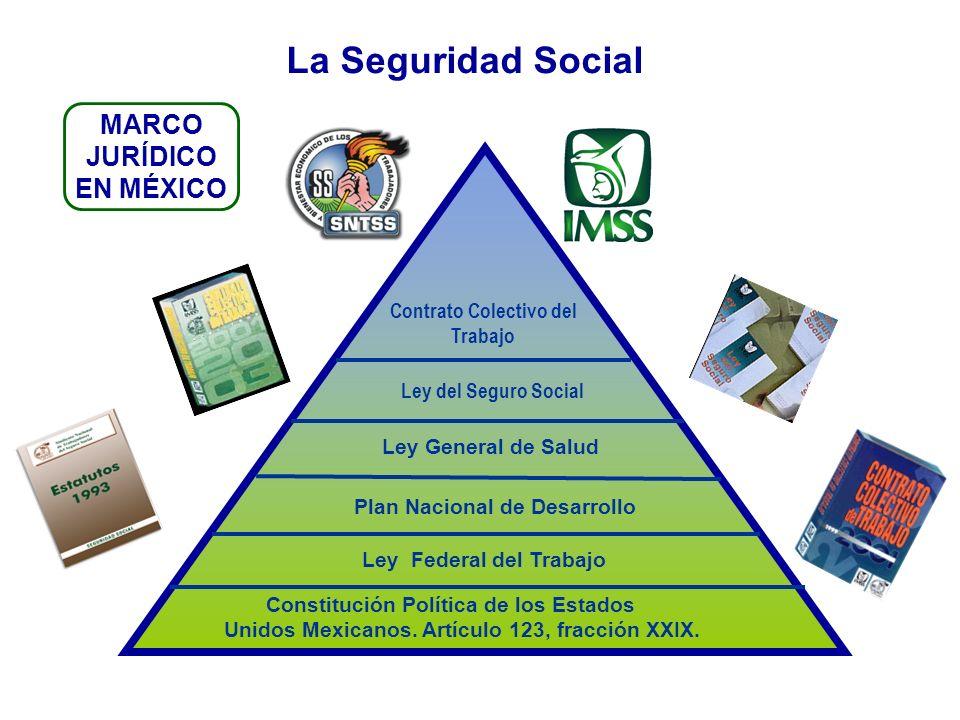 Ley General de Salud Plan Nacional de Desarrollo Ley Federal del Trabajo Constitución Política de los Estados Unidos Mexicanos.