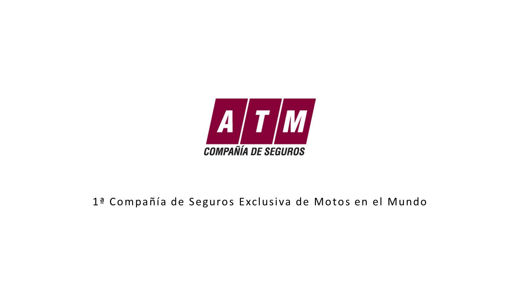 1ª Compañía de Seguros Exclusiva de Motos en el Mundo